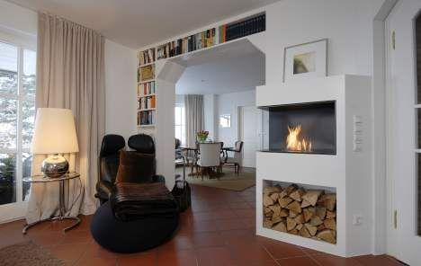 Die besten 25+ Bioethanol kamin Ideen auf Pinterest Esszimmer - wohnzimmer kamin design