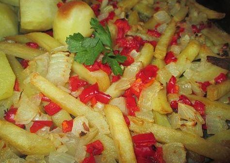 Mix de patatas asadas