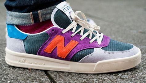 propietario Grado Celsius Novio  hanon shop x New Balance CT300 - SneakerNews.com   Classy shoes, Sneakers,  Mens fashion sale