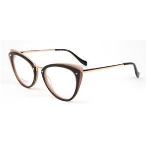 Armacao Para Oculos De Grau Ana Hickmann Ah6326 Pontofrio Com Br