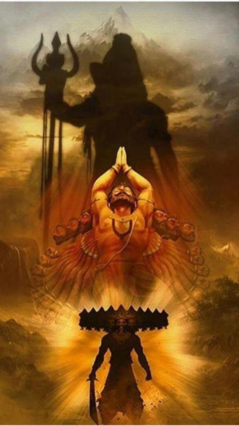 Ramayan - Ram Vs Ravana