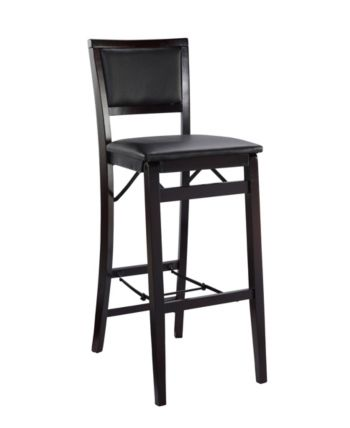 Linon Home Decor Keira Folding Bar Stool Reviews Furniture