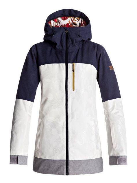 Roxy Damen Snow Jacke Copper Jacket