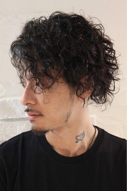 seeek style 人気爆発中 メンズパーマスタイル Hair