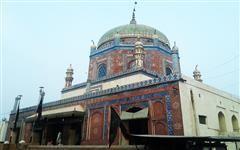 Tomb of Hazrat Pir Shah Shamsuddin Sabzwari Tabrez Multani