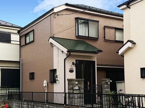 東京都足立区谷在家の外壁塗装 屋根塗装工事の施工事例 I様邸