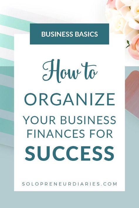 organization small ideas business