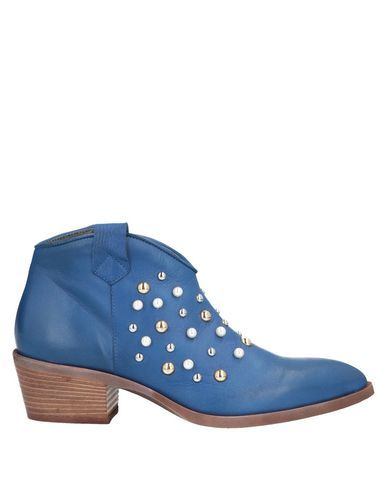 GENEVE Stiefelette Schuhe | BLUE PLUS SIZE in 2019