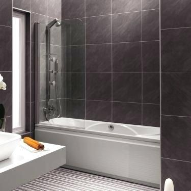 bathtub and shower base surround kit tub inserts with tile