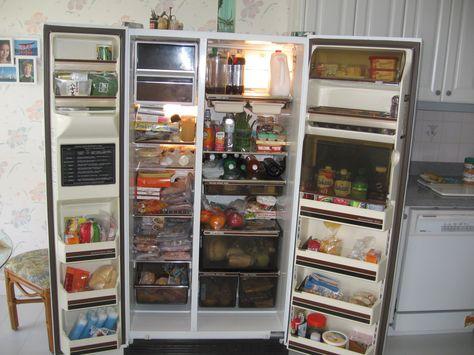 Don & Yumi Hewson's fridge in Toronto