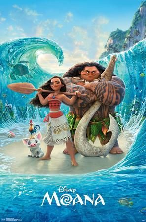 Affordable Disney Posters For Sale At Allposters Com Moana Movie Moana Poster Walt Disney Animation Studios