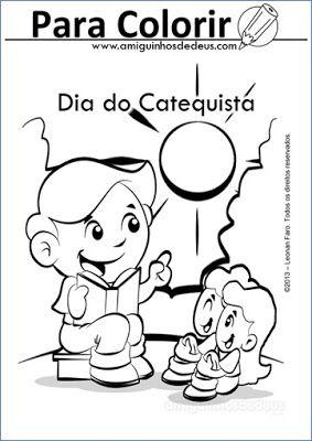 Semeadores Da Palavra De Deus Catequista Marisa Atividades