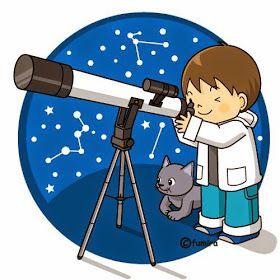 Dibujos Para Colorear Maestra De Infantil Y Primaria El Colegio Dibujos Para Colorear Igual Telescopio Para Ninos Astronomia Para Ninos Dibujos Para Ninos