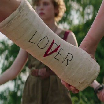 """Join 11 people right now at """"It: Chapter 2 Cast Pic Sends the Losers Club Back to Derry"""" Indie Music, Art Music, Stanley Kubrick, Arctic Monkeys, George Denbrough, Nada Personal, Its 2017, Beverly Marsh, Tattoos For Lovers"""