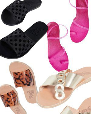 Best Designer Sandals Under $100 on