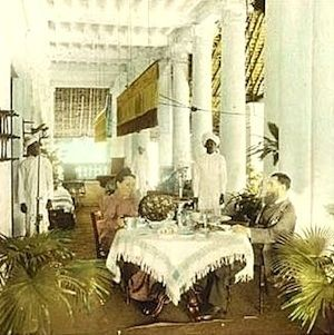Colonial Dining In British India 1895