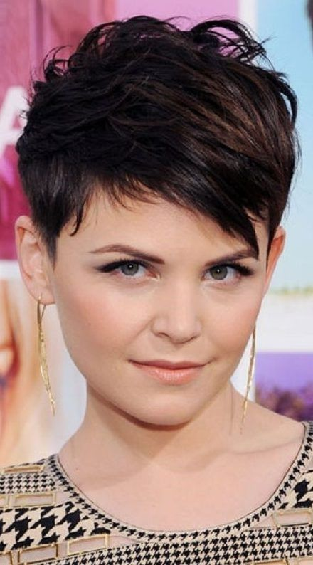 Pixie Cut 40 Year Old