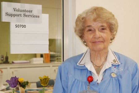 It's National Volunteer Week, the perfect time to thank all the wonderful volunteers at CHOC. Meet our longest tenured volunteer in this blog post. #thxCHOC