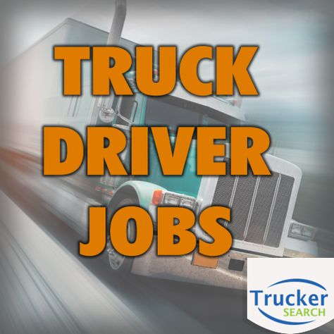33 best Trucker Search images on Pinterest Truck drivers, Trucks - hotshot driver jobs resume examples