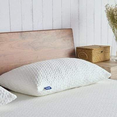 Alwyn Home Pinehur Medium Gel Memory Foam Cooling Bed Pillow Alwyn