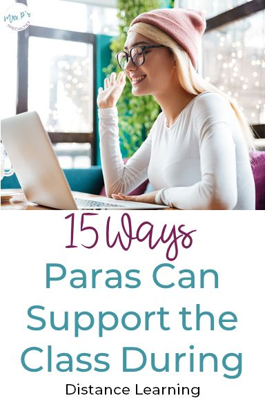 We all recognize just how important paras are in the classroom, but what about during distance learning? Here are 15 ways to use your paraprofessionals to support the classroom program and students during school closures. Elementary Physical Education, Autism Education, Preschool Special Education, Waldorf Education, Science Education, Music Education, Life Skills Classroom, Autism Classroom, Physics Classroom