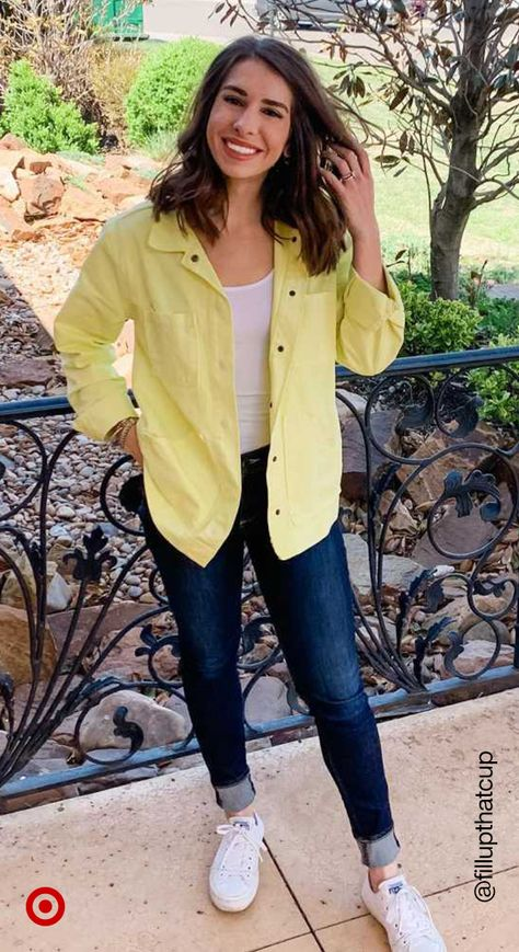 Spring jackets  coats help switch up your outfits for transition weather. Style a spring outfit with a lightweight jacket for a look that's trendy  ready to go anywhere.