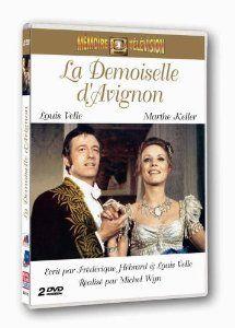 La demoiselle d'Avignon - Édition 2 DVD: Amazon.fr: Marthe Keller, Louis Velle, Nicole Maurey, Marco Perrin, Michel Wyn: DVD & Blu-ray