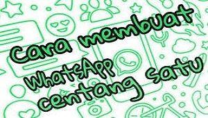 Pin Oleh Cara1001 Di Whatsapp Aplikasi Pesan Tanda
