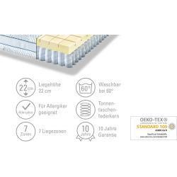 Reduzierte Tonnentaschenfederkern Matratzen Federkernmatratze Taschenfederkernmatratze Und Matratze