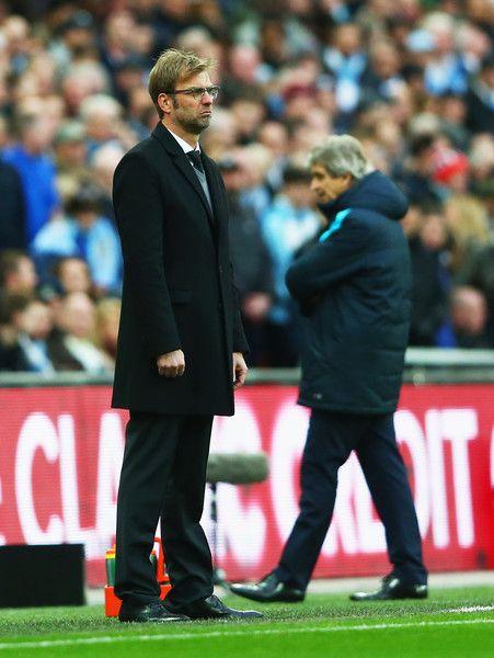 Jurgen Klopp Photos Photos: Liverpool v Manchester City - Capital One Cup Final