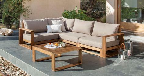 Carrefour Jardin 2015 Muebles Rinconeras Y Sala Palets