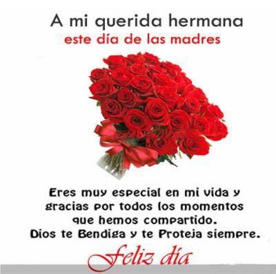 Imagenes Del Dia De La Madre Para Una Hermana 3 Mensaje