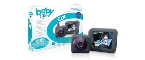 Cms Babycam In Car Baby Monitor Http Www Babymonitorsdirect Co