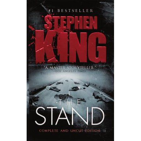 The Stand Walmart Com Stephen King Books King Book Stephen King