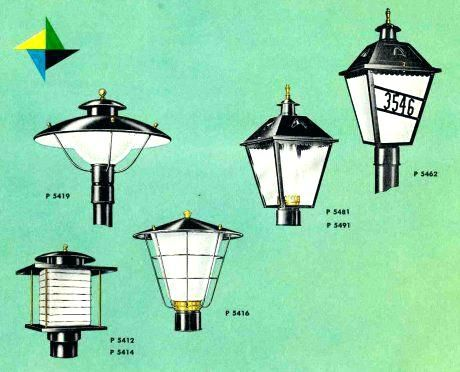 Outstanding Mid Century Modern Exterior Lighting On Lamp Post Outdoor Lighting Stonescape Modern Outdoor Lighting Lamp Post Post Lanterns