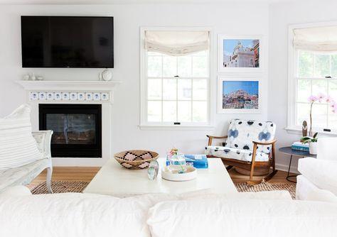 Clean Slate - A Creative Director's Modern-Meets-Global Beach House - Photos