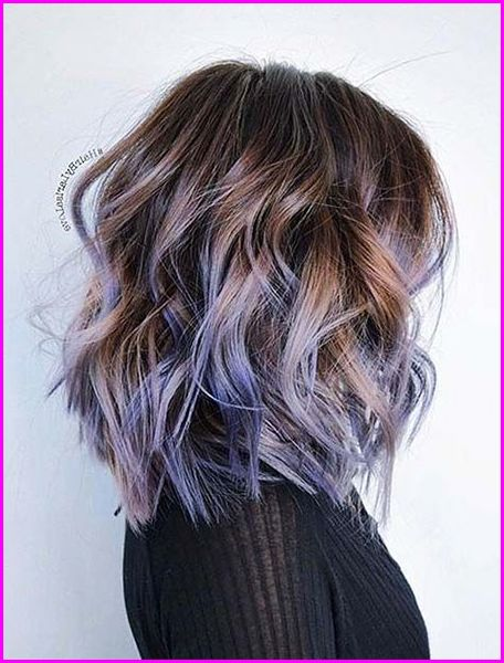 50 Short Hair Color Ideas For Women If You Want A Unique Look You Must Try This Hair Color Color Your Lower Pastel Purple Hair Purple Ombre Hair Hair Styles