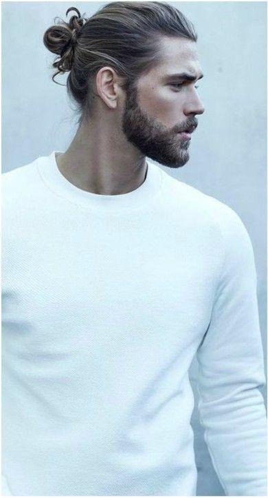 - Viking hair styles for men - - Tolles Haar! - Viking hair styles for men - - Man Bun Hairstyles, Trendy Hairstyles, Men's Hairstyles Long, Style Hairstyle, Hairstyle Ideas, Hair And Beard Styles, Curly Hair Styles, Mens Hair With Beard, Man With Beard