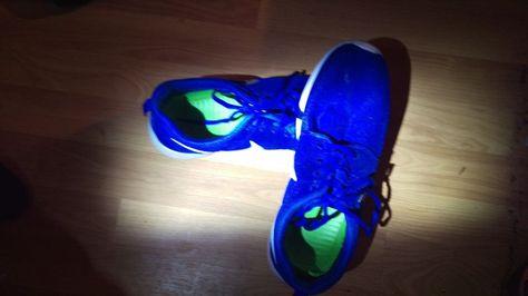 Nike Schuhe Blau Sneaker Gr. 42 . gay   Gay Sneakers