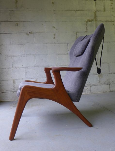 Adrian Pearsall Styled Mid Century