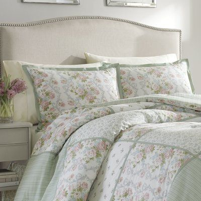 Laura Ashley Home Harper Comforter Set By Laura Ashley Home Size
