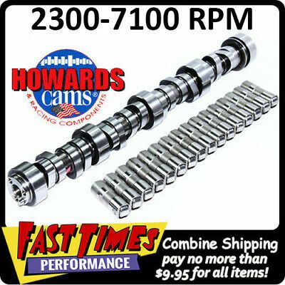 Howards Gm Chevy Ls 283 287 598 604 112 Cam Camshaft Lifters
