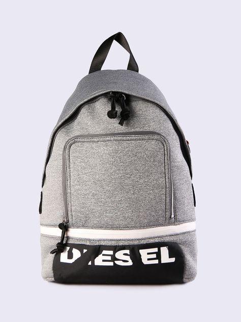 240a48683b Diesel F-Scuba Back Backpacks - Grey Uni