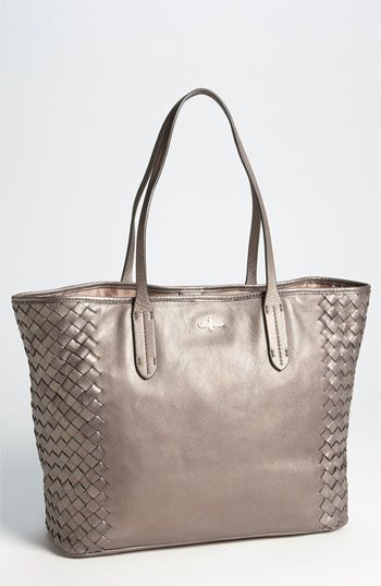 Cole Haan 'Victoria' Tote available at #Nordstrom.  Great color.