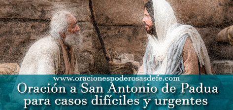 Poderosa Oración A La Virgen De Guadalupe Para Pedir Un Milagro Oraciones Poderosas De Fe Antonio De Padua Oracion A San Antonio San Antonio De Padua