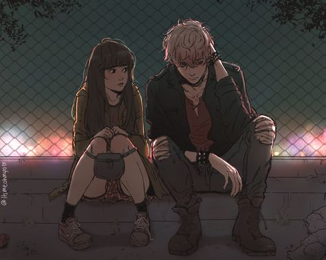 ❤︎I wish these two had more interactions in the game maybe a late night rendezvous ?D ❤︎ Unknown X MC Mystic Messenger Fanart, Mystic Messenger Characters, 707 Mystic Messenger, Mystic Messenger Unknown, Character Inspiration, Character Art, Dessin Old School, Japon Illustration, Cute Anime Couples