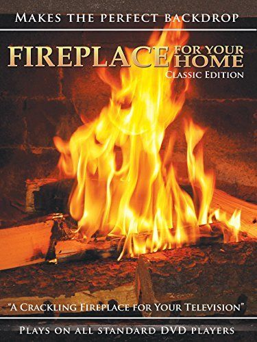 Fireplace For Your Home Presents Crackling Fireplace Amazon
