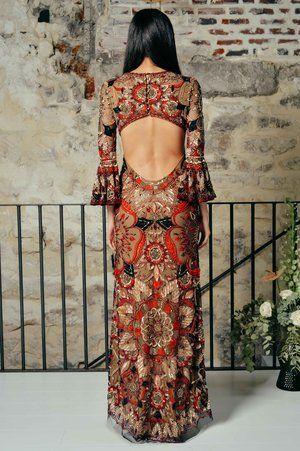SUB ROSA DRESS — CUCCULELLI SHAHEEN