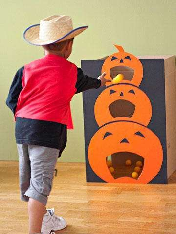 21 Halloween Spielideen Fur Kinder Halloween Deko Basteln