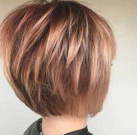 Top 20 Short Hairstyles For Fine Thin Hair In 2020 Hair Styles Short Hair With Layers Short Bob Haircuts